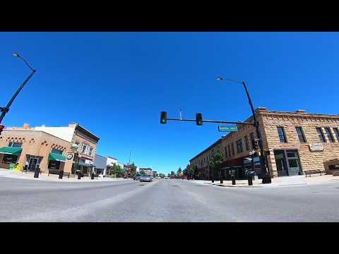 Spearfish, SD, Downtown