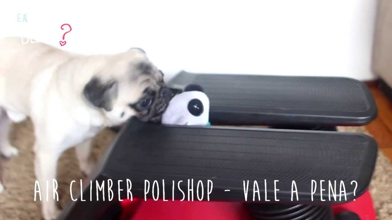 Air Climber Polishop Vale A Pena Youtube