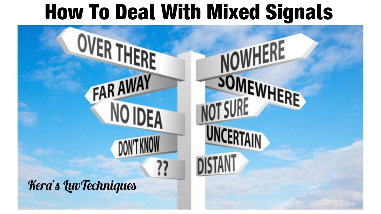 Dealing with mixed signals