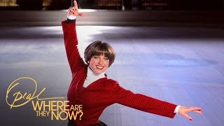 Does Dorothy Hamill Still Skate? | Where Are They Now | Oprah Winfrey Network