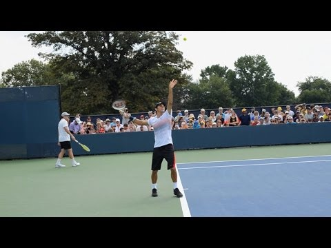 Roger Federer Ultimate Compilation - Forehand - Backhand - Overhead - Volley - Serve - 2013 Cincinna