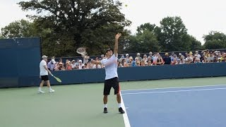Roger Federer Ultimate Compilation - Forehand - Backhand - Overhead - Volley - Serve - 2013 Cincinna