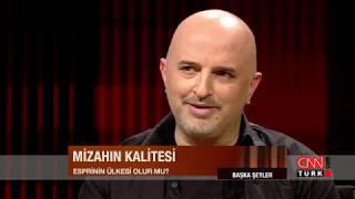 """Başka Şeyler 6. Bölüm  03/11/2013  """"Mizah"""" Serdar Tuncer"""