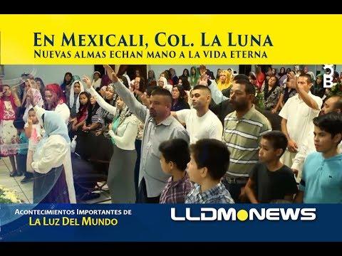 En Mexicali, Col. La Luna nuevas almas echan mano a la vida eterna.