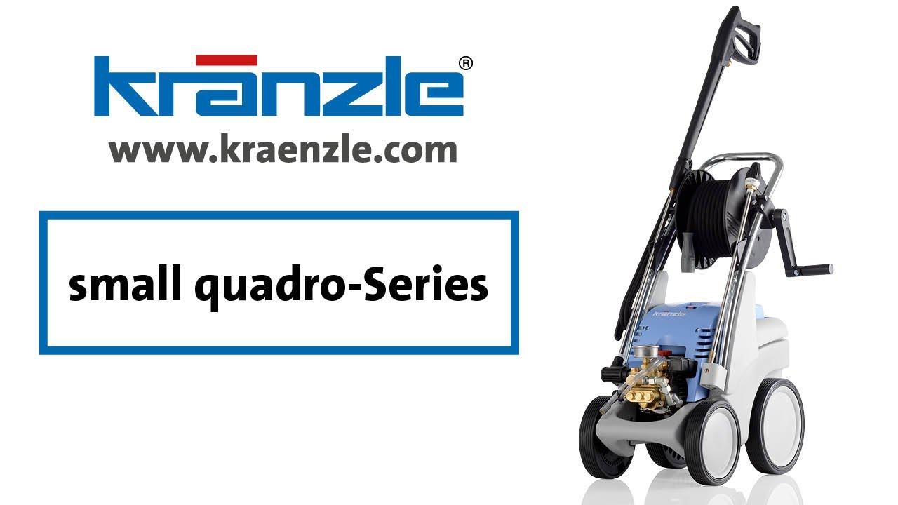 Kraenzle 404431 KRANZLE QUADRO 9//170 TST Blue And Grey