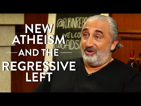 Gad Saad on Religion, New Atheism, and the Regressive Left