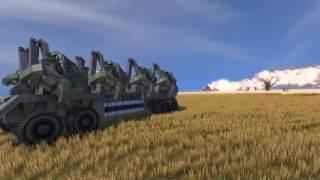 Turret Deployment Vehicle (TDV) - Space Engineers