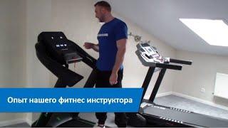 постер к видео Ходьба на беговой дорожке для похудения. Опыт нашего фитнес инструктора.