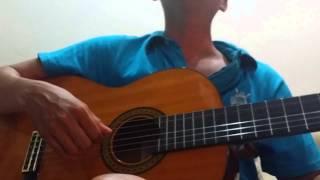 Hiu hắt đời nhau-guitar cover
