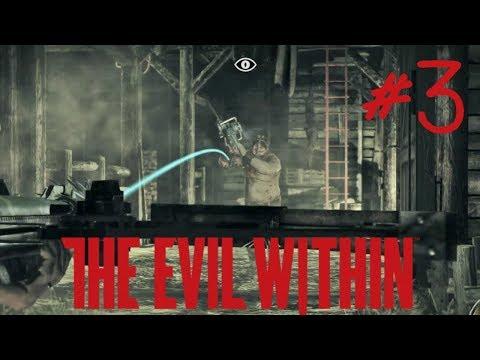 Juntti82 - JORMA RAIVOAA NAVETASSA (The Evil Within - Chapter 3)
