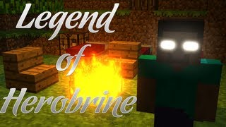 Download Video Legend of Herobrine (Minecraft Animation Short) MP3 3GP MP4