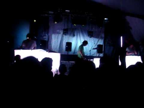Animal Collective- Happy Birthday to sound guy live at Stubbs in Austin 6-5-09