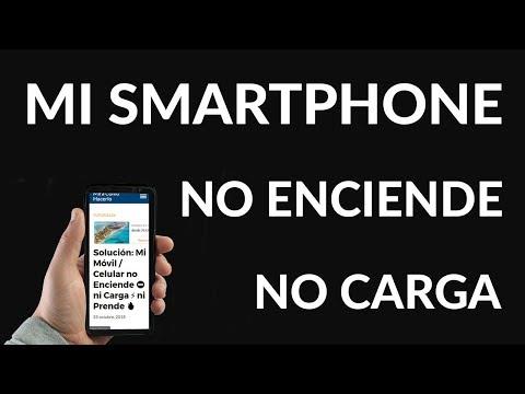 Solución: Mi Móvil / Celular no Enciende ⛔ ni Carga ⚡ ni Prende 🔥