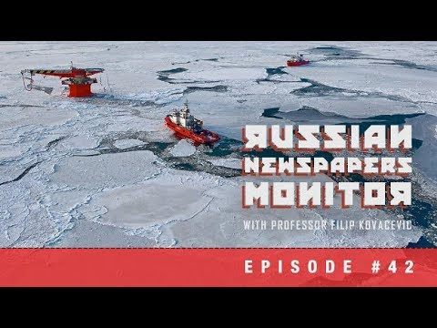 Russia's Drive to Control the Arctic