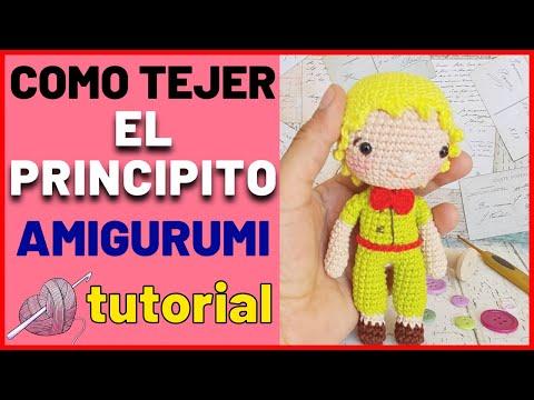 El principito y el zorro amigurumi | Muñecos de ganchillo, Muñeca ... | 360x480