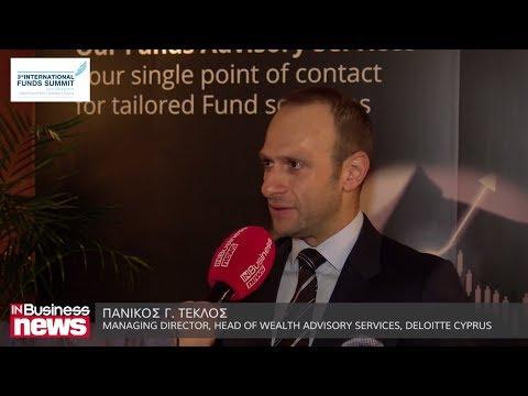 3ο International Funds Summit - DELOITTE CYPRUS