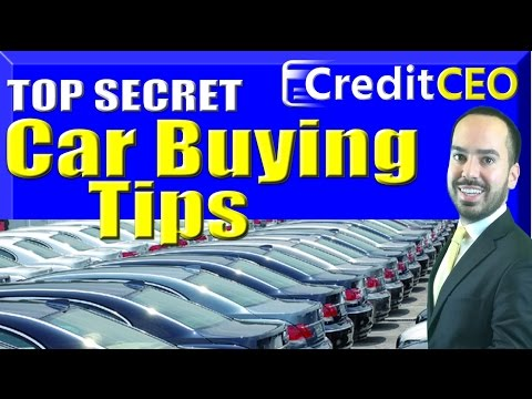 How To Buy Car At The Lowest Rate And Price