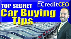 How to Buy a Car at the Lowest Rate and Price | CreditCEO