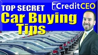 How to Buy a Car at the Lowest Rate and Price | CreditCEO(, 2016-04-15T18:32:30.000Z)