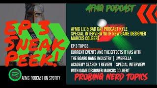 AFMG Podcast EP 3 Sneak Peek!