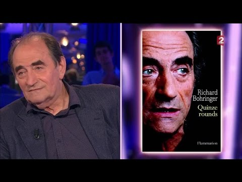 Richard Bohringer - On n'est pas couché 28 mai 2016 #ONPC