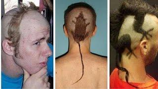Самые нелепые ПРИЧЕСКИ на Земле . Приколы парикмахеров