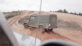 2.5 N/A Land Rover Tithonus FFR Sand Experience near Riga