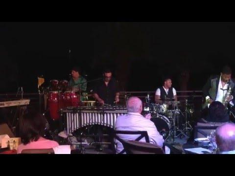 Celebrity Jazz Jam Latin Night- J Anton Boykin