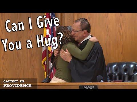 Can I Give You a Hug?