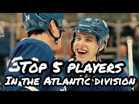 NHL Best Players In The ATLANTIC Division
