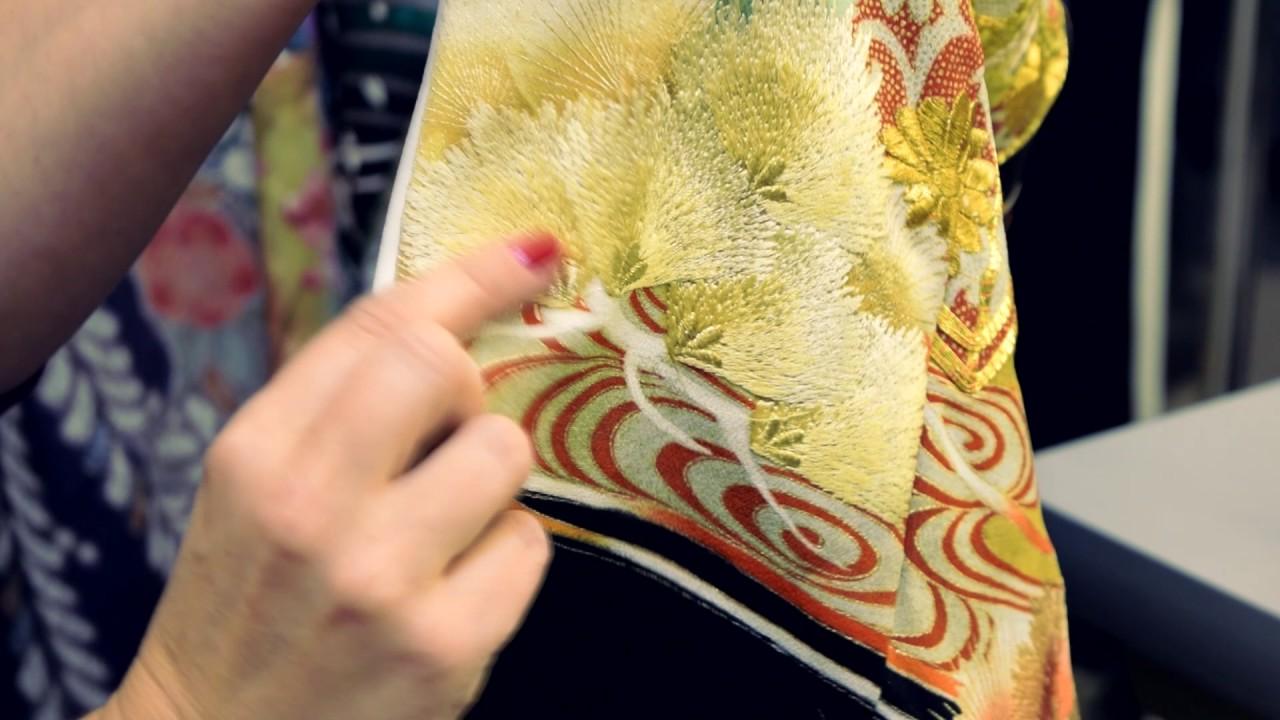 The Art of the Kimono - Madama Butterfly - YouTube
