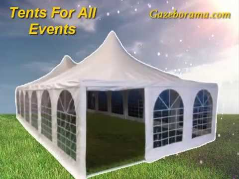 Large Party Wedding Tent Canopy Gazebo