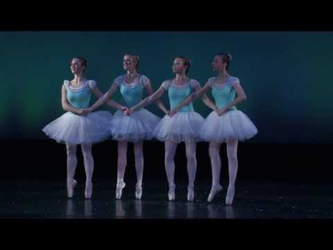 Steps of Faith 2013 Nativity Ballet - Christmastime Medley