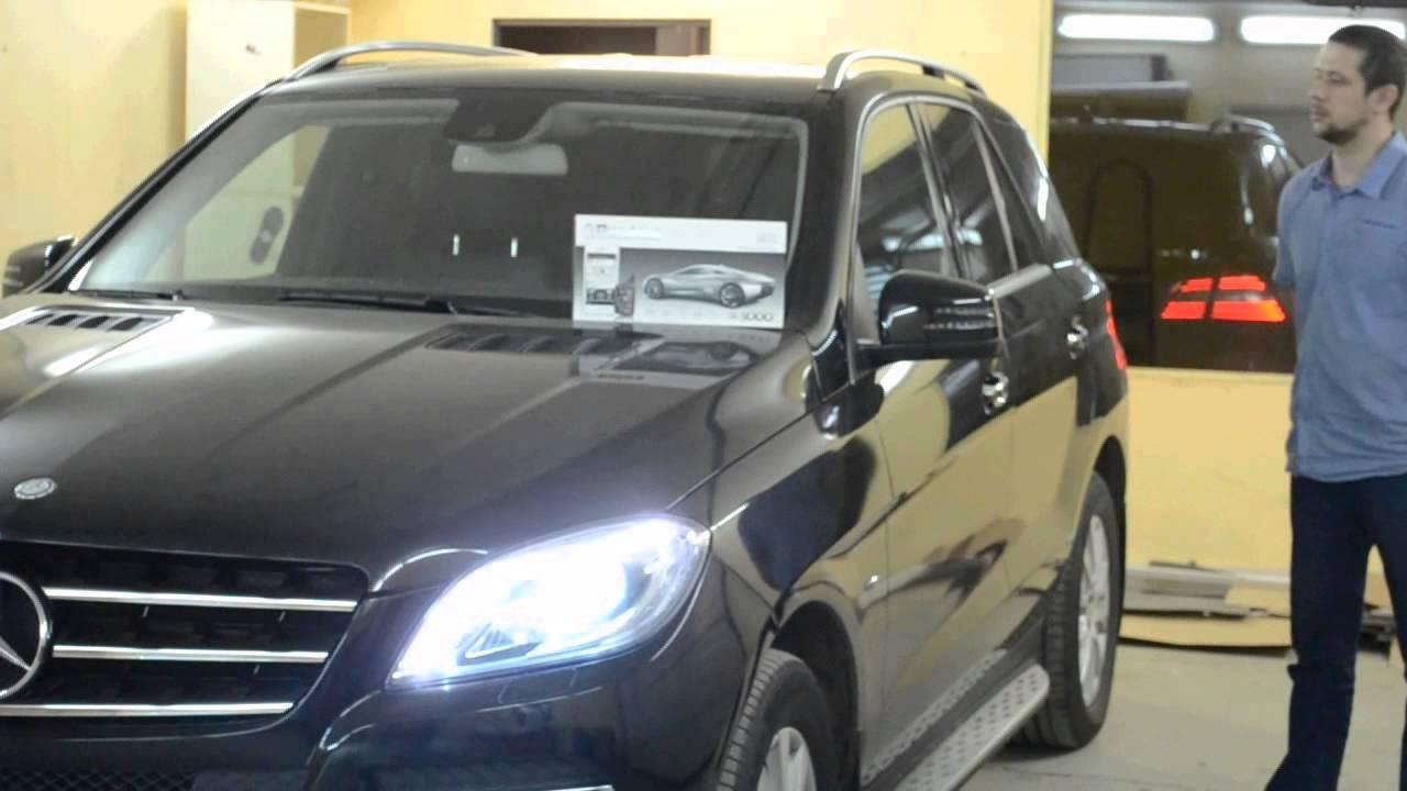 автозапуск мерседес е250 дизель