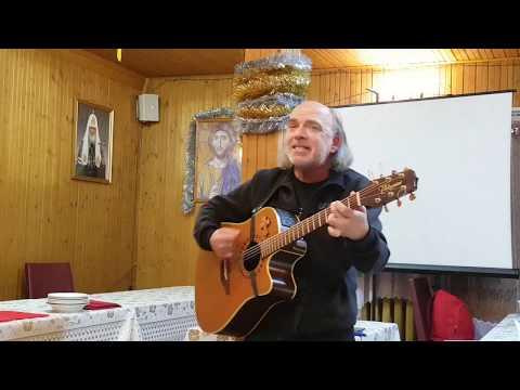 """Песня """"Так значит будем еще жить..."""" исполняет Евгений Фокин"""