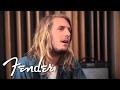 Capture de la vidéo Inside The Session | Grouplove | Fender