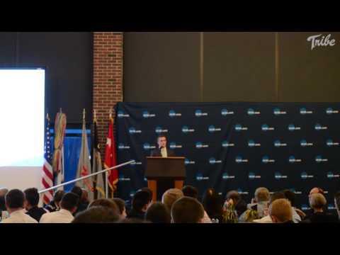 2017 Men's Gymnastics: Rob Meyer - NCAA Championships Banquet Featured Student-Athlete Speaker