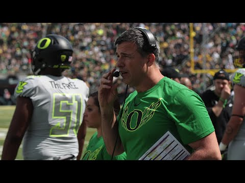 Yogi Roth shares his quick reaction on Oregon's new head football coach Mario Cristobal