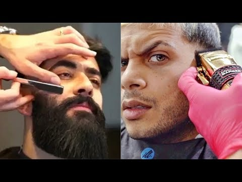 ✂️💈 BEST BARBER IN THE WORLD 2019 | Videos Compilation Styles For Men's #6