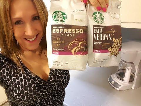 Starbucks Espresso and Caffe Verona Coffee Review | by Kim Townsel