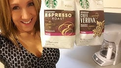 Starbucks Espresso and Caffe Verona Coffee Review | by Kim Townsel