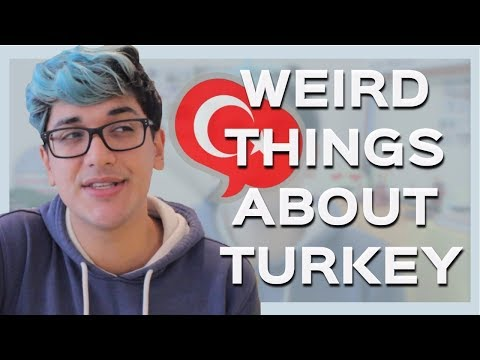 How to Survive in Turkey | Funny Facts About Turkey