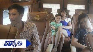 Ngỡ ngàng xe Limousine chở khách bình dân | VTC