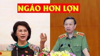 Tướng Tô Lâm lo dân đổ xô đi tù vì điều kiện quá sướng, Bà Ngân phì cười #VoteTv