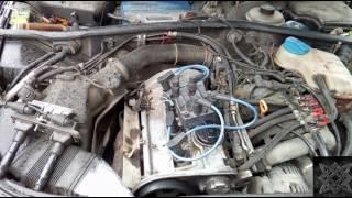 Audi A4 B5 1.8 ADR ставим катушку зажигания от ваз, экономия в 3-4 раза,  катушка за 1000 р.на Ауди,