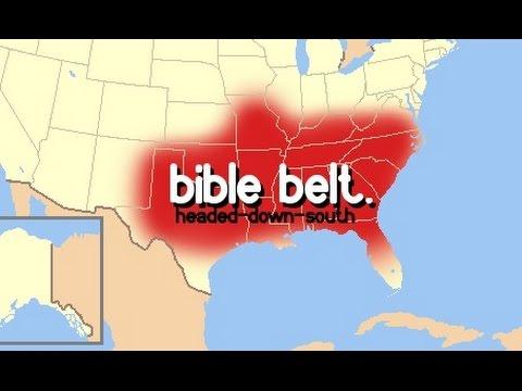 Image result for bible belt