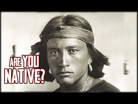 "Who Exactly Is A ""Native American?"""