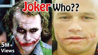 Joker actor ( Heath Ledger ) True Story in Hindi / Urdu [ joker dark knight ] joker movie 2019