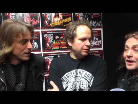Eddie Trunk interviews Jake E Lee 12/12/2013