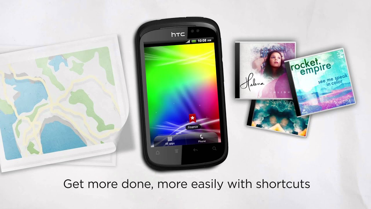 Htc Explorer Pico A310e Hsdpa Wi Fi Android V2 3 Unlocked